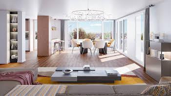 Appartement 2 pièces 42,73 m2