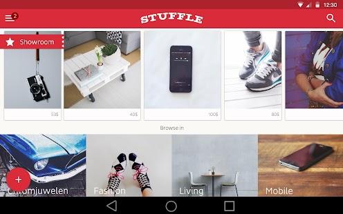 STUFFLE the mobile flea market- screenshot thumbnail