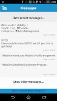 Screenshot of 1Mobility MDM Agent