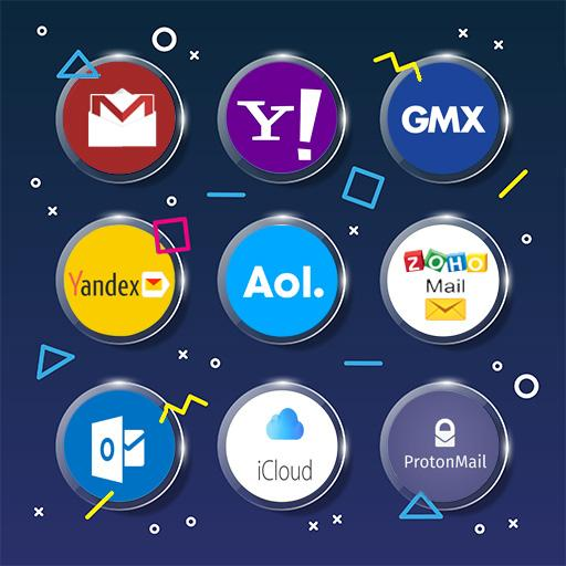 All Email Providers - Gmail,Outlook,Yahoo,Yandex app (apk