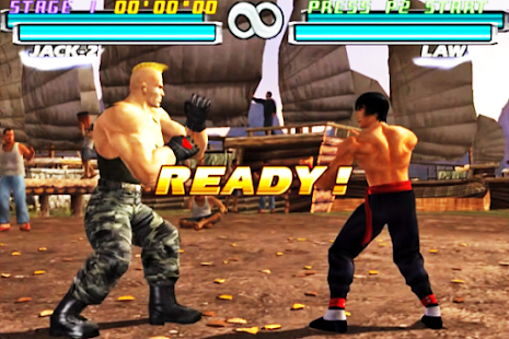 Best Tekken 5 Cheat - náhled
