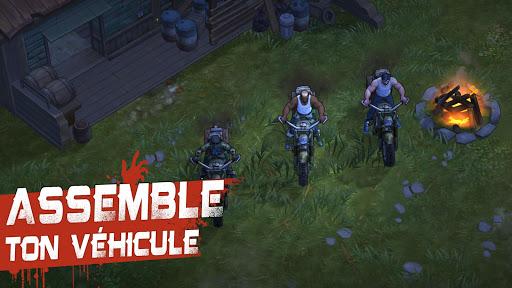 Code Triche Zone Z APK MOD screenshots 5