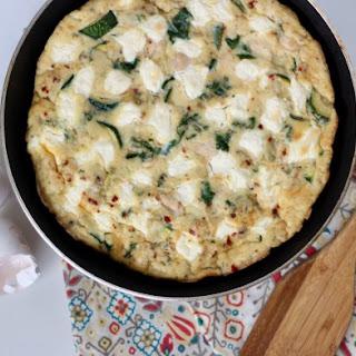 Chicken Cheese Frittata Recipes