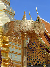 Photo: at Wat Phrathat Doi Suthep