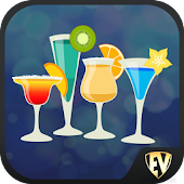 2000+ Cocktail & Drink Recipes Free - Offline Book