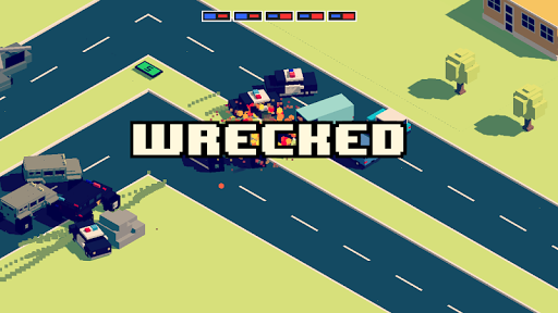 Smashy Road: Wanted 1.2.6 Screenshots 5