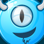 Monsters POP! Move and Match Icon