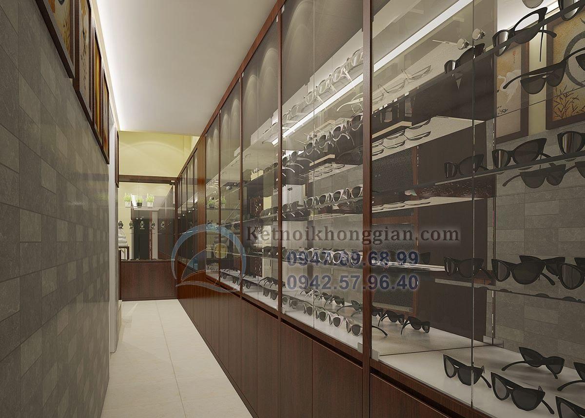 cửa hàng kính mắt