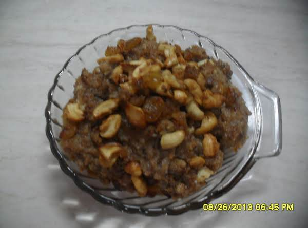 Double Ka Meetha / Bread Ka Halwa