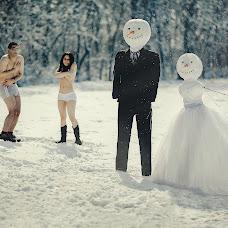 Wedding photographer Andrei Ostafi (ostafi). Photo of 15.02.2014