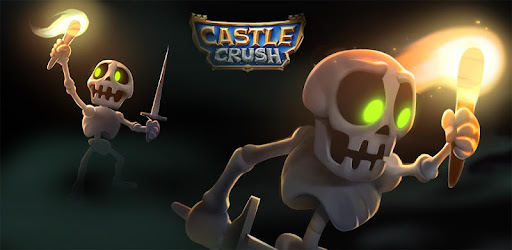 Castle Crush: Clash in Free Strategy Card Games for PC