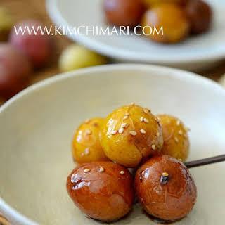 Korean Potato Side Dish Recipes.
