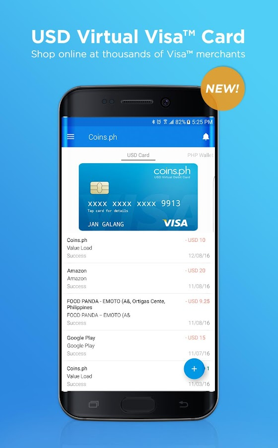 Coins.ph Wallet- screenshot