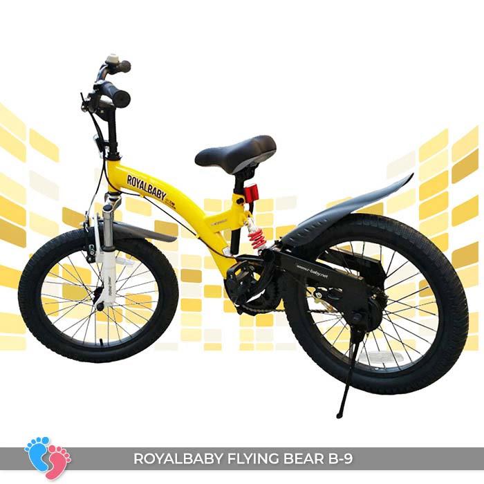 Xe đạp trẻ em Royal Baby Flying Bear b-9 5
