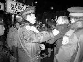 Photo: Bath House Raids Demo Feb/81