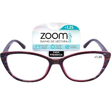 Gafas Lectura Bicolor U1 Aum.Bajo Color 1.25 X 1 Und