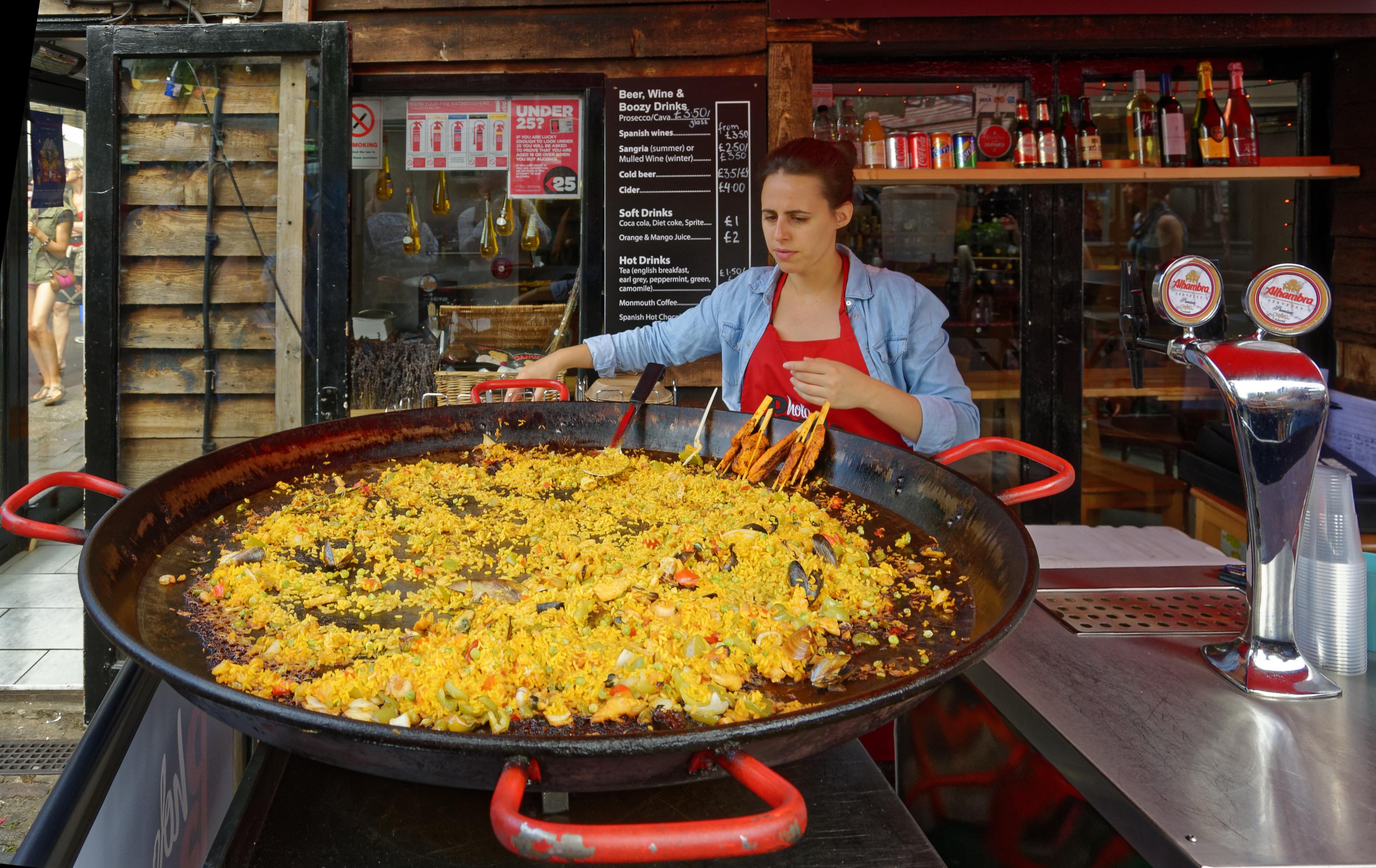 Big paella di Yasis