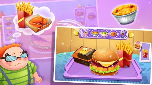 ud83cudf54ud83cudf54Make Hamburger - Yummy Kitchen Cooking Game screenshots 4
