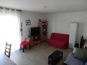 Appartement 2 pièces 53,59 m2
