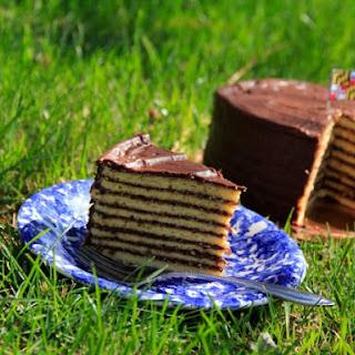 Smith Island Layer Cake.