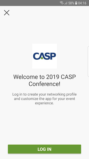 2019 CASP Conference hack tool