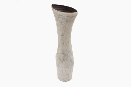 Chris Carter Tall Ceramic Hilted Form