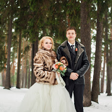 Wedding photographer Ekaterina Bulgakova (bulgakovakate). Photo of 19.12.2016