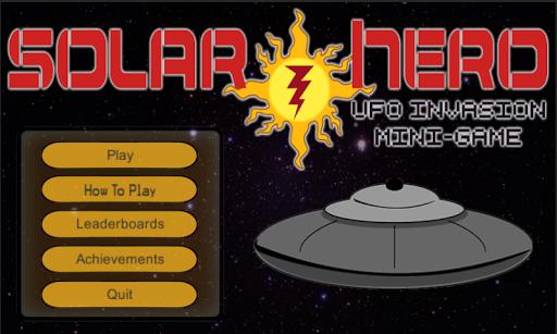 Solar Hero: UFO Invasion