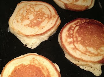Mile High Pancakes Recipe
