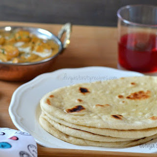 Naan Bread With Yogurt Recipes