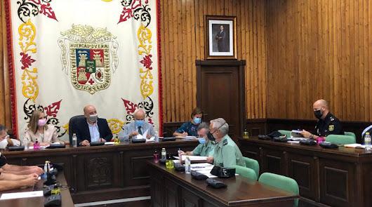 Las infracciones bajan un 25% en Huércal-Overa respecto a años anteriores
