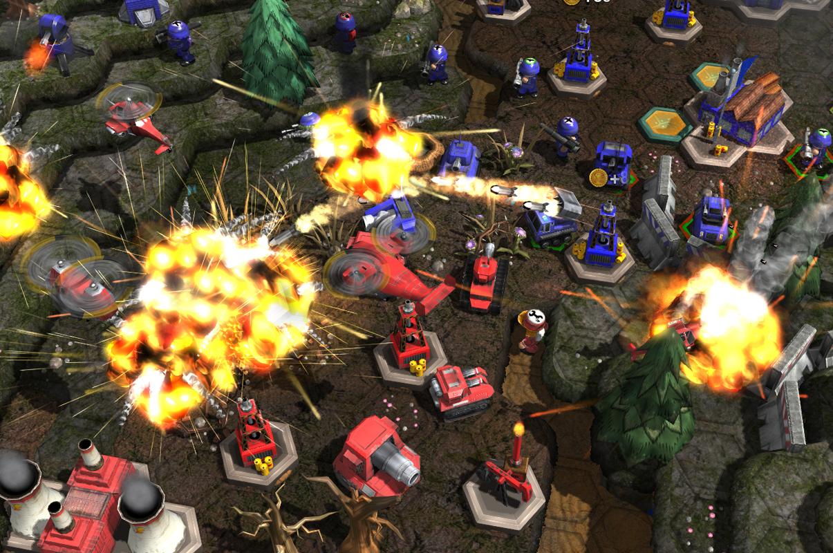 Epic Little War Game screenshot #13