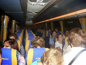 Photo: Viaje de la Asociación de Mujeres Nª Señora la Virgen de los Mártires a Valderrobles, Fuentespalda y Calaceite (6 de Septiembre de 2014)  (Fotografía enviada por Carolina Sánchez Marco)
