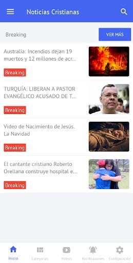 Noticias Cristianas - Cristianos Hoy Actualidad screenshot 2