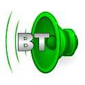 AudioBT: BT audio GPS/SMS/Text icon