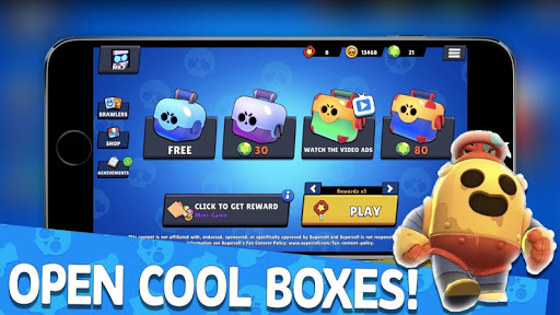 Box simulator for Brawl Stars modavailable screenshots 1