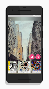 Micasso - Turn your photos into awesome artworks- screenshot thumbnail