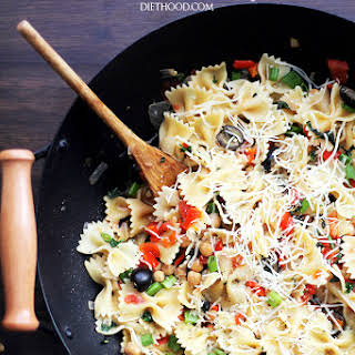 Italian Stir Fry.