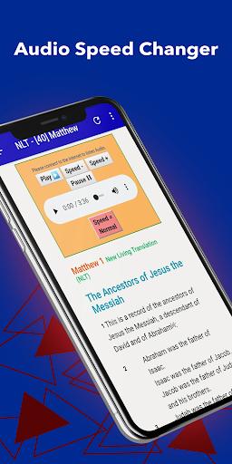 Audio Bible NLT - New Living Translation Bible ss1