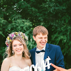 Wedding photographer Nata Rafikova (Rafi). Photo of 10.07.2014