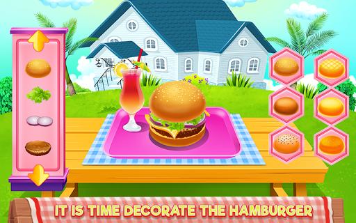 Download Homemade Burger Cooking MOD APK 8