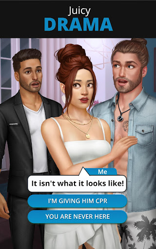 Tabou Stories: Love Episodes android2mod screenshots 8
