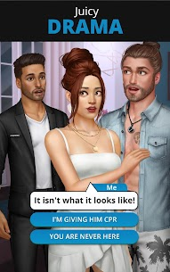 Tabou Stories Love Episodes MOD APK (Free Premium Choices) 0.10 8