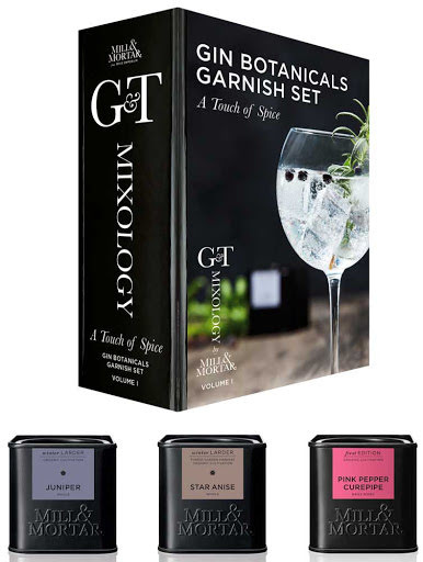 G&T Mixology – A Touch of Spice – vol 1 - Mill & Mortar