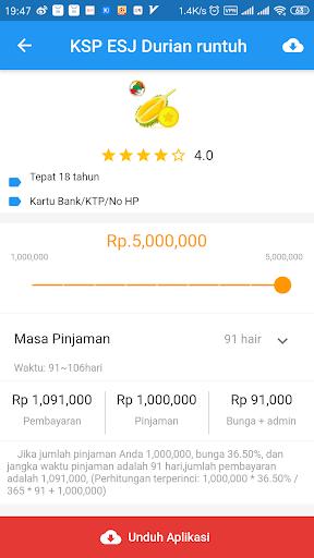 Download Uang Pinjaman Tunai Dana Online Cepat Free For Android