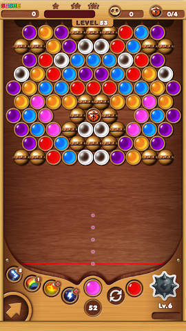 android Bubble Shooter King2 Screenshot 3