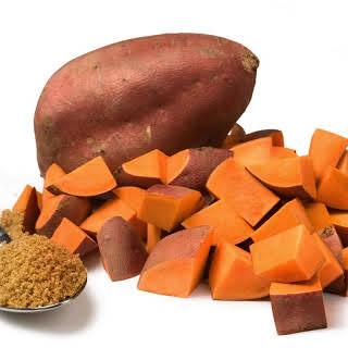 Basic Roasted Sweet Potatoes.