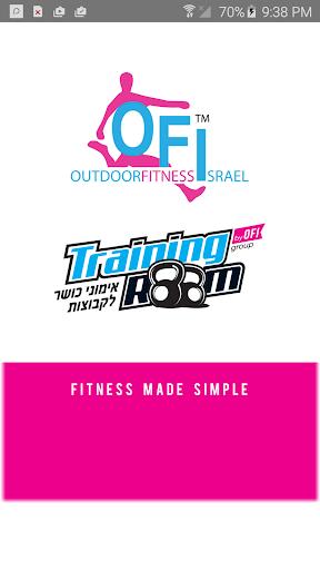 Outdoor Fitness Israel