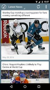 Hockey News, Videos, & Social Media - náhled