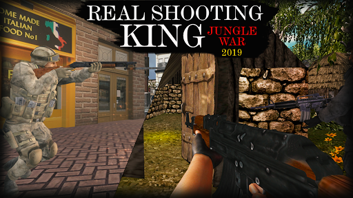 Real Shooting King:Jungle War 2019  astuce 1